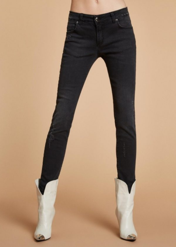 Skinny Dark denim Aniye By